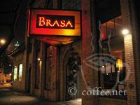 Front of Brasa