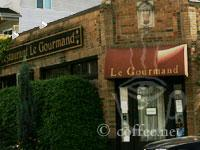 Front of Le Gourmand