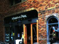 Front of Marina Park Grill
