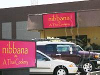 Front of Nibanna Thai Cookery