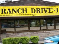 Front of Ranch Drive In