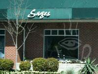 Front of Sages Restaurant