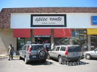 Front of Spice Route