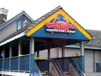 Front of The Crab Pot