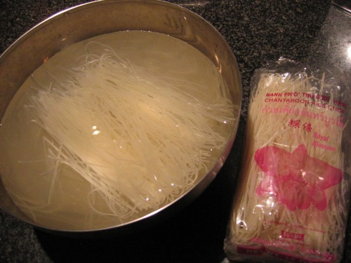 rice stick noodles cooking instructions
