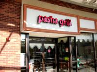 Front of Pasha Grill
